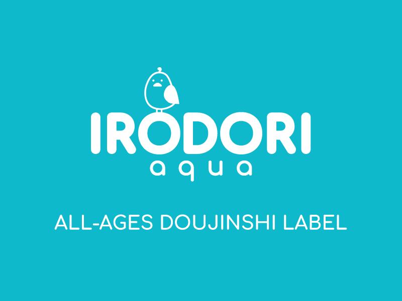Irodori aqua all-ages doujinshi label